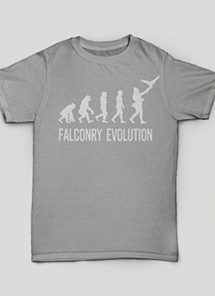tshirt-falconry-evolutioin
