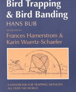 Bird Trapping and Bird Banding